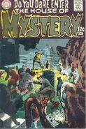 House of Mystery v.1 177