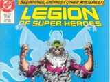 Legion of Super-Heroes Vol 3 27