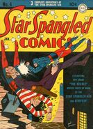 Star Spangled Comics 4