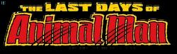 The Last Days of Animal Man (2009)