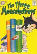 The Three Mouseketeers Vol 1 12
