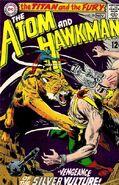Atom and Hawkman 39