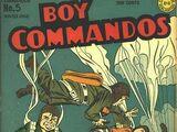 Boy Commandos Vol 1 5