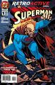 DC Retroactive Superman - The '90s Vol 1 1