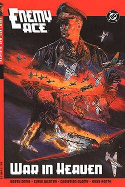 Cover for the Enemy Ace: War in Heaven Trade Paperback