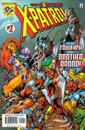 Exciting X-Patrol Vol 1 1