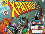 The Exciting X-Patrol Vol 1 1