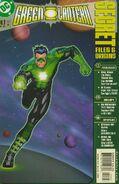 Green Lantern Secret Files and Origins 3