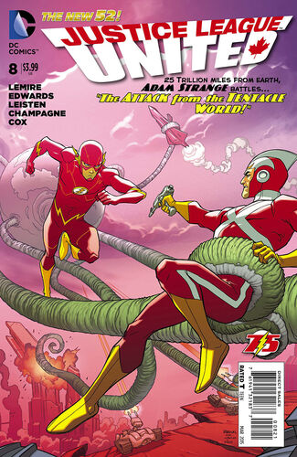 The Flash 75th Anniversary Variant