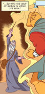 Merlin DC Super Hero Girls 0001