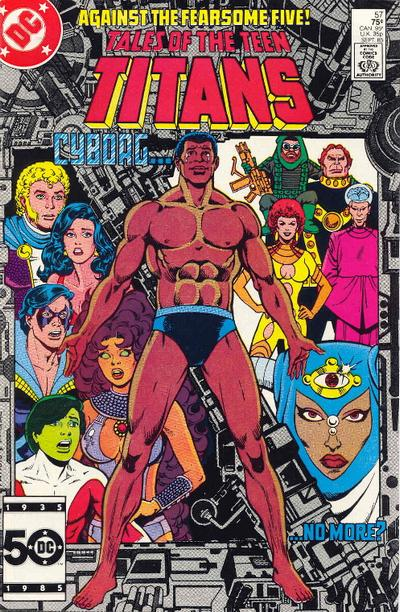 read teen titans comics