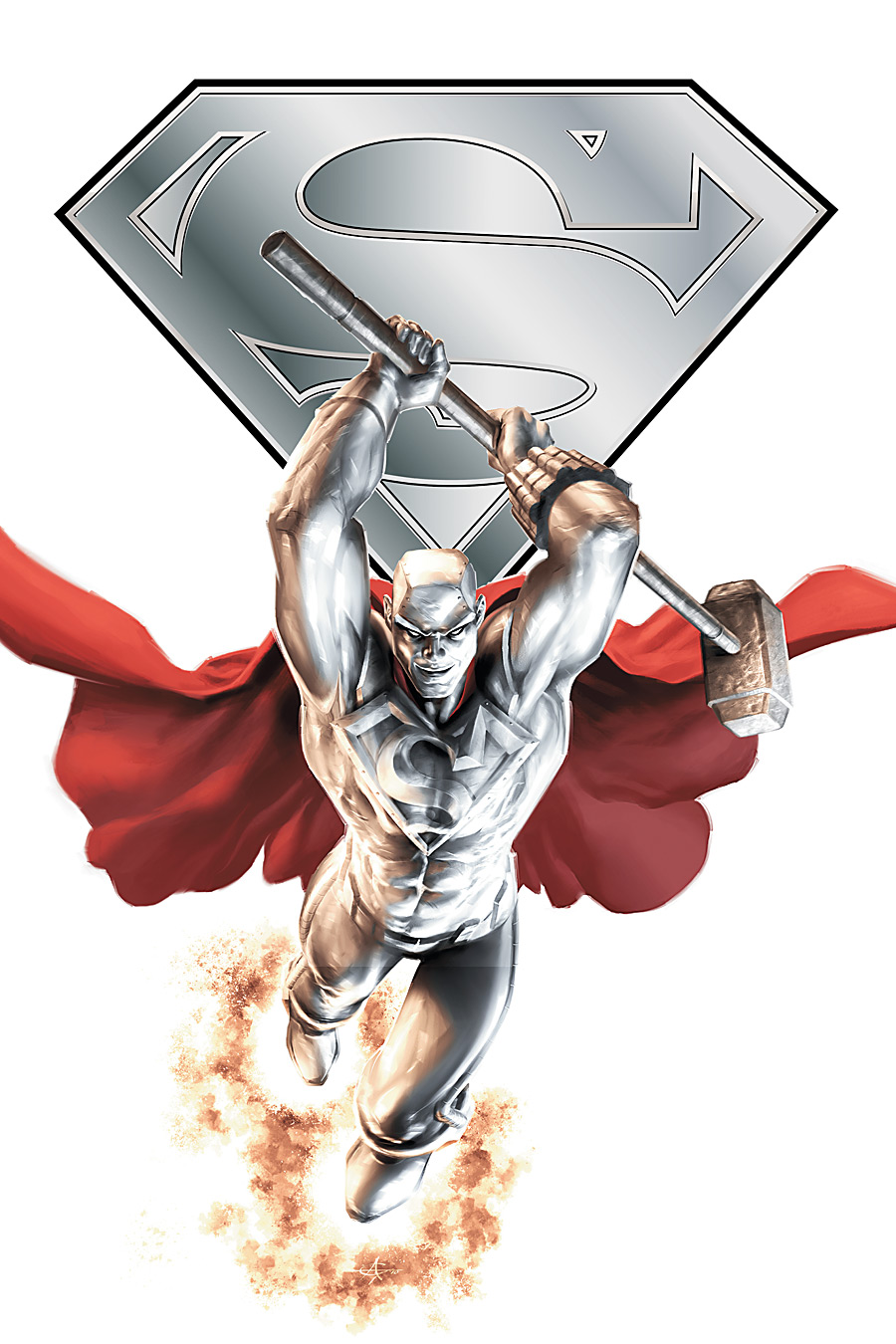Steel dc database fandom powered by wikia steel 007 buycottarizona Image collections