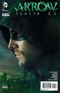 Arrow Season 2.5 Vol 1 7