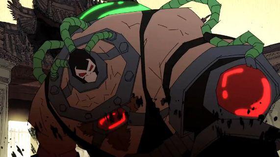 Batman Of Shanghai (Shorts) Episode: Bane