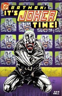 Batman It's Joker Time Vol 1 1