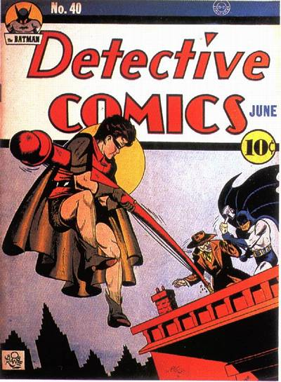 Image result for Detective Comics #40