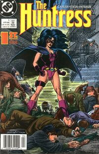 Huntress Vol 1 1