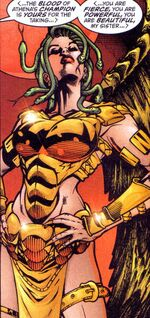 Medusa of Myth 001