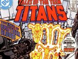 Tales of the Teen Titans Vol 1