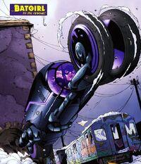 Ricochet Batgirl 001