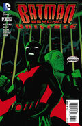 Batman Beyond Universe Vol 1 7