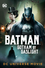 Batman Gotham by Gaslight Cover