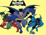 Batman: The Brave and the Bold (TV Series) Episode: Night of the Huntress!