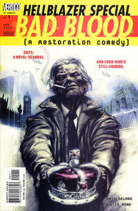 Hellblazer Bad Blood Vol 1 1