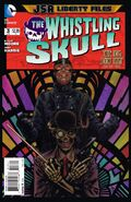 JSA Liberty Files The Whistling Skull Vol 1 3