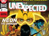 The Unexpected Vol 3 2