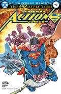 Action Comics Vol 1 992