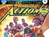 Action Comics Vol 1 992