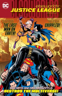 Cover for the Elseworlds: Justice League Vol. 3 Trade Paperback