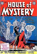 House of Mystery v.1 12