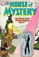 House of Mystery v.1 121
