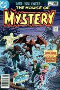 House of Mystery v.1 280