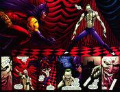 Joker fights Batman in Arkham