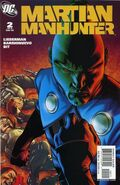Martian Manhunter v.3 2