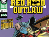 Red Hood: Outlaw Vol 1 32