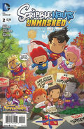 Scribblenauts Unmasked A Crisis of Imagination Vol 1 2