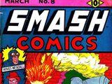 Smash Comics Vol 1 8