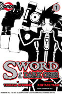Sword of the Dark Ones Vol 1 1