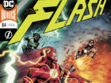 The Flash Vol 5 84
