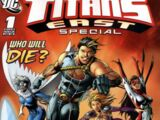 Titans East Special Vol 1 1