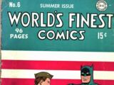 World's Finest Vol 1 6