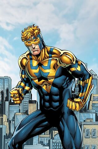File:Booster Gold Futures End Vol 1 1 Present Textless.jpg