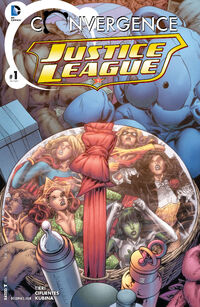 Convergence Justice League Vol 1 1