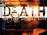 Death: The Time of Your Life Vol 1