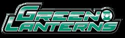 Green Lanterns (2016) logo