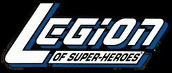Legion of Super-Heroes Vol 4 logo